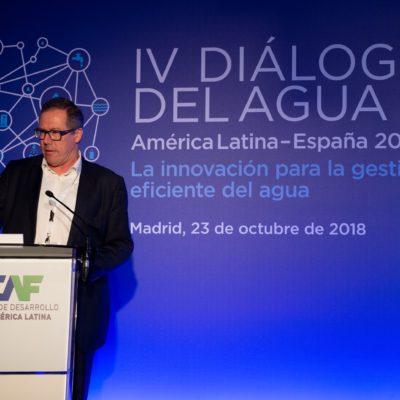 WssTP President at IV Diálogos del Agua