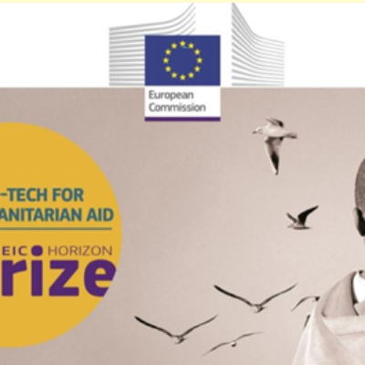 "EIC Horizon Prize for ""Affordable High-Tech for Humanitarian Aid"""