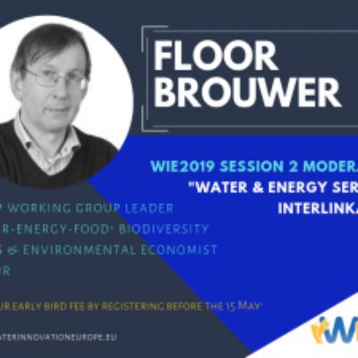 Floor Brouwer, leading WIE2019 second session