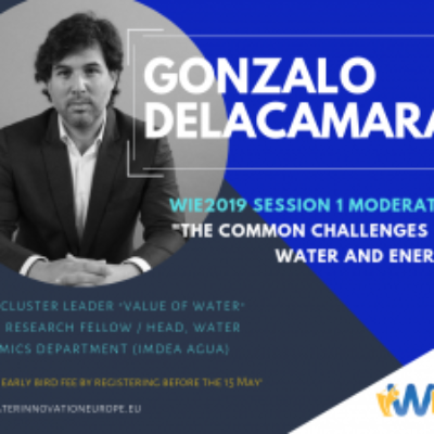 GONZALO DELACAMARA LEADING WIE2019 FIRST SESSION