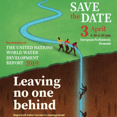 UN World Water Development Report 2019: Leaving No One Behind is now available!