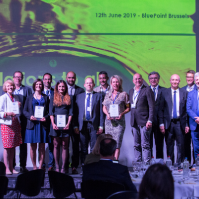 Who are the Five Water Innovation Awards 2019 winners?