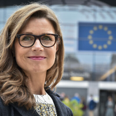 Interview with MEP Pernille Weiss, new Chairwoman of the MEP Water Group