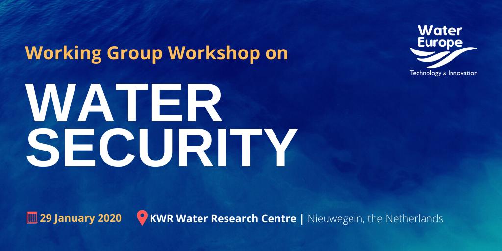 Water Security Workshop