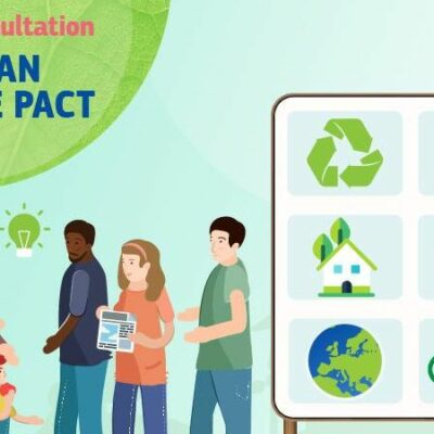 EC launches consultation on the European Climate Pact