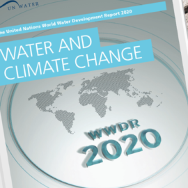 UN World Water report 2020 on Water & Climate Change validates the WE approach