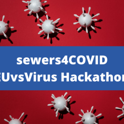 EC awards five Water Europe members in #EUvsVirus Hackathon with Sewers4COVID solution