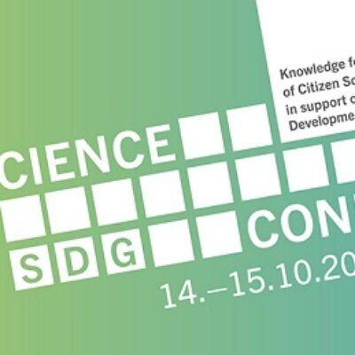 Germany's 2020 EU Council presidency hosts Citizen Science SDG Conference