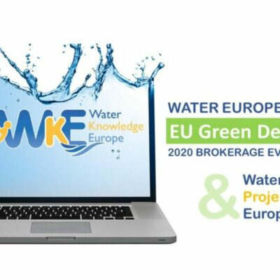 Registration Open for Water Europe EU Green Deal Call 2020 Brokerage event