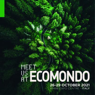 Meet the green economy community at ECOMONDO 2021, 26-29 October 2021