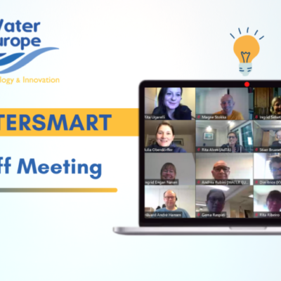 B-WaterSmart: Developing sustainable and economically efficient solutions for an optimized use of water