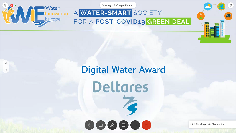 DIGITAL WATER AWARD DAY 4