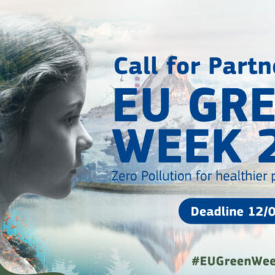 Join the EU Green Week 2021 to contribute for a Zero Pollution Europe