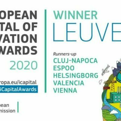 Leuven is European Capital of Innovation 2020