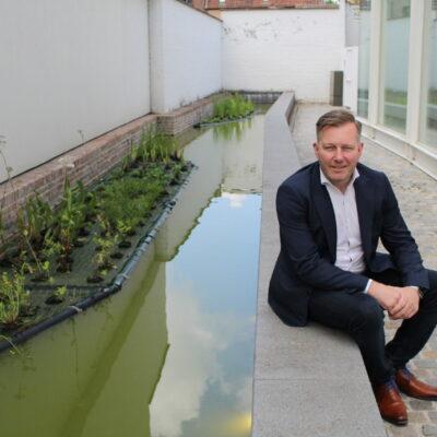 Alexander Vandersmissen, Mayor of Mechelen talks to Water Europe in an exclusive interview