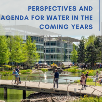 New MEP Water Group online event 'Perspectives and Agenda for Water in the coming years'