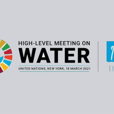 The world must start prioritizing water: UN High-Level Meeting on the water-related SDGs