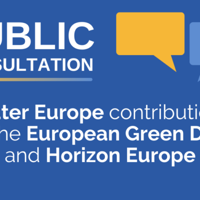 Water Europe launches Public Consultation