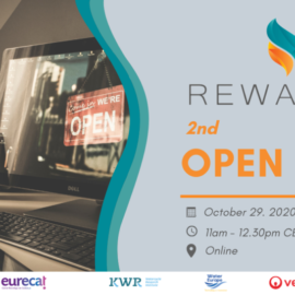 Join the 2nd REWATCH Open Day: Registrations Open until 22/10