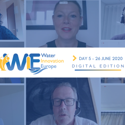 Water Innovation Europe Day 5: A Water-Smart Society for excellent quality of water