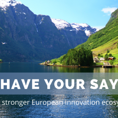 Share your view for a stronger European innovation ecosystem