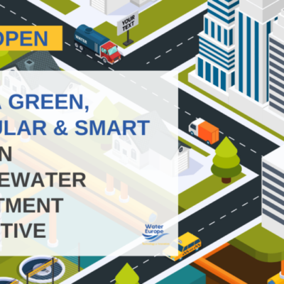 The public consultation on Urban Waste Water Treatment Directive is now open