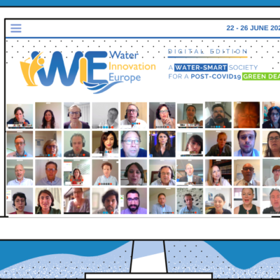 500 Participants to Water Innovation Europe 2020