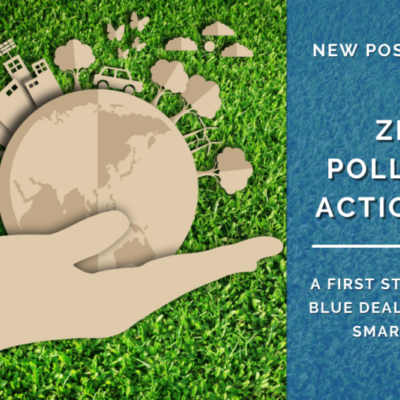 New Position Paper: Zero Pollution Action Plan – A First Step towards a Blue Deal for a Water-Smart Society