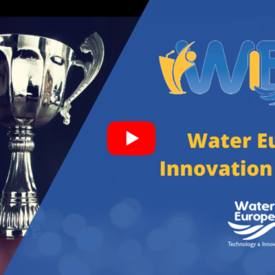 Watch the video of the Winners of Water Innovation Europe Awards 2020