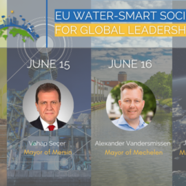EU Commissioner for Environment joins Water Innovation Europe 2021