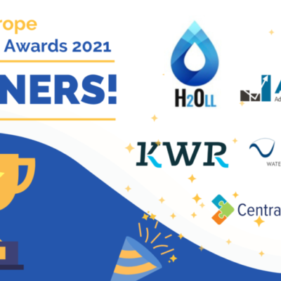 Discover the Winners of Water Innovation Europe 2021