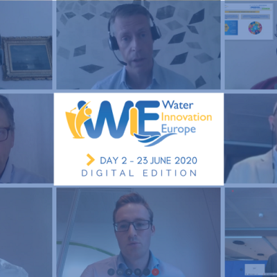 Water Innovation Europe 2020 Day 2: A Water-Smart Industry for a Green Deal