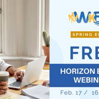 Don't miss the 3rd Horizon Europe Free Preparatory Webinar on February 17 – 16:00 CET