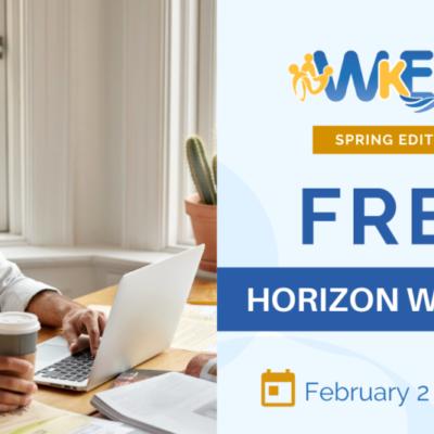 Water Europe invites you to join the free Horizon Europe Webinars