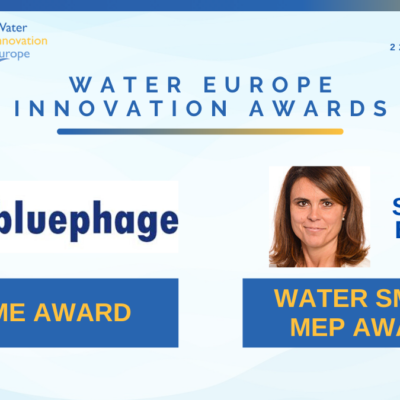 Water Europe Innovation Awards Winners of the day