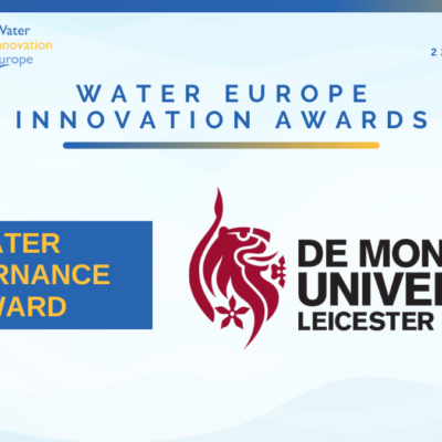 Water Europe Innovation Awards Winner of the day – Water Governance award