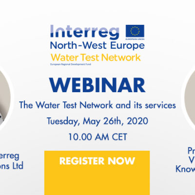 Water Test Network project hosting first free international webinar