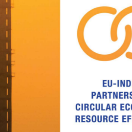 New EU-India cooperation in the areas of resource efficiency and circular economy