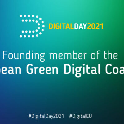 Microsoft joins the European Green Digital Coalition