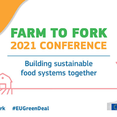 The Farm to Fork Conference is coming up on October 14-15