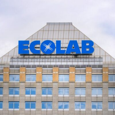 Ecolab Named to Dow Jones Sustainability World Index