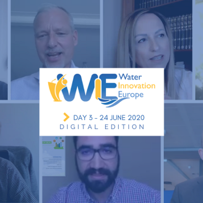 Water Innovation Europe Day 3: Water-Smart Society to provide healthy food for EU citizens